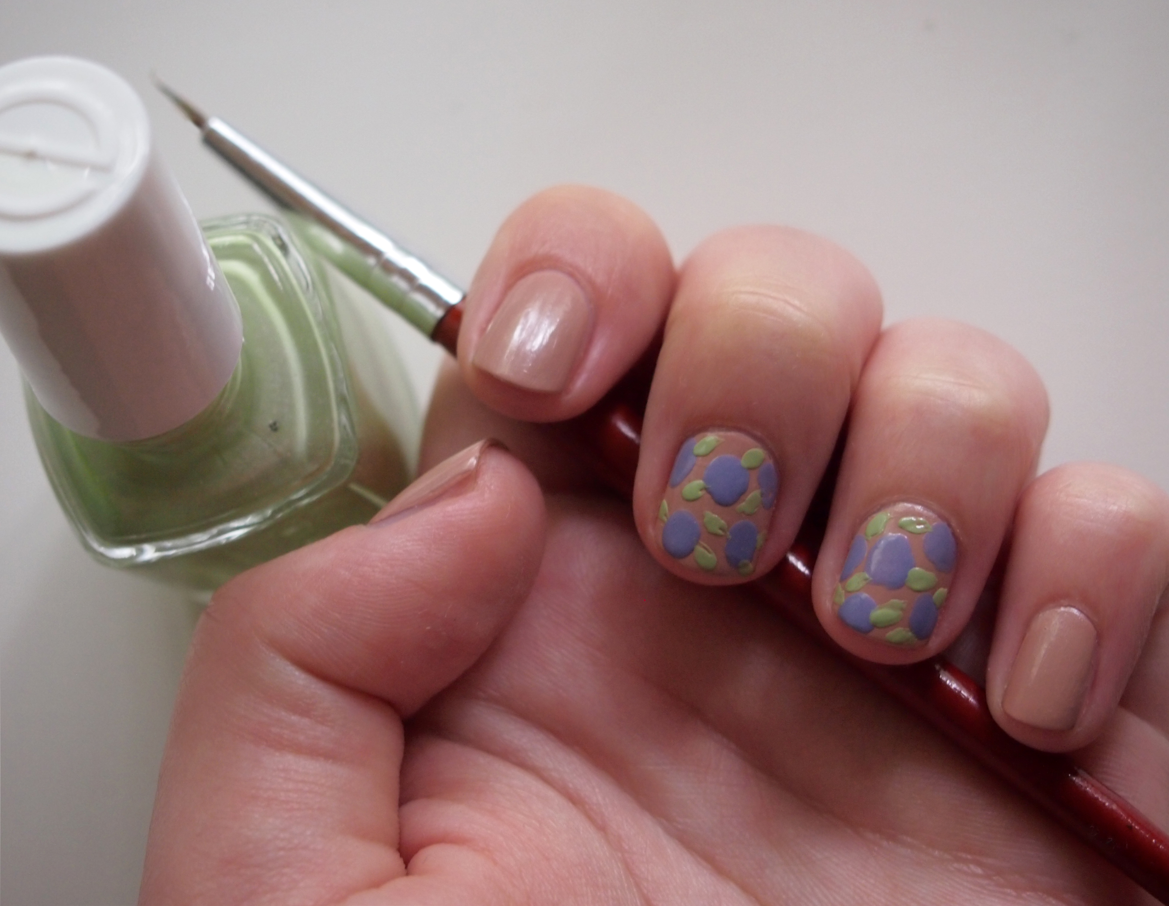 Дизайн ногтей фото и мастер класс