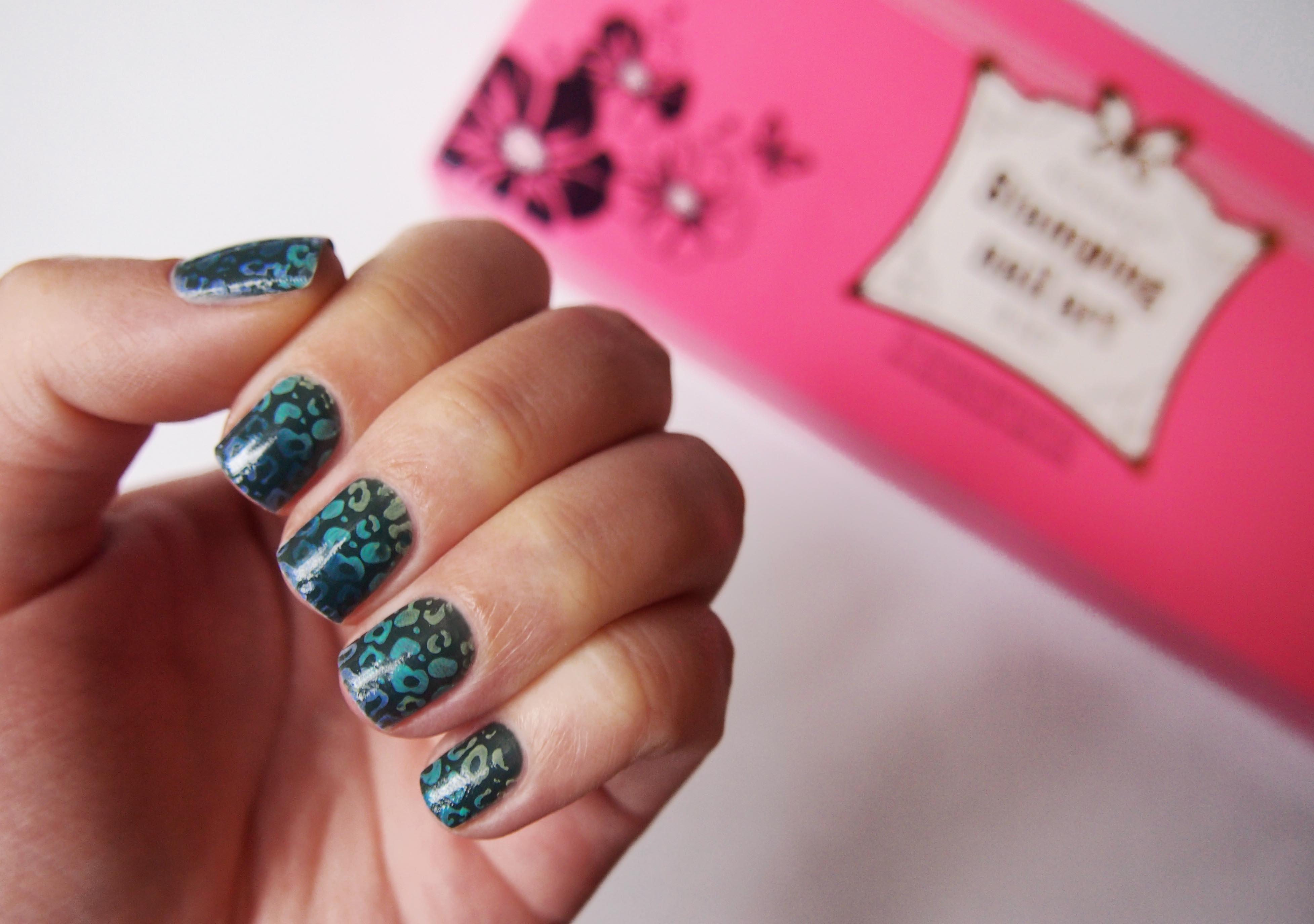 ... Konad Stamping Nail Art Kit». | Записки лакоголика